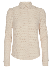 Freequent blouse milady-sh in het Offwhite
