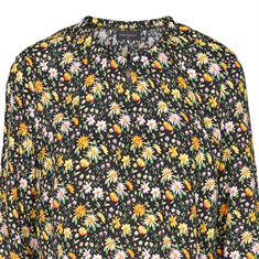 Freequent blouse trista-bl in het Multicolor