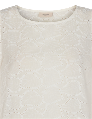Freequent blouse ziggi-bl in het Wit