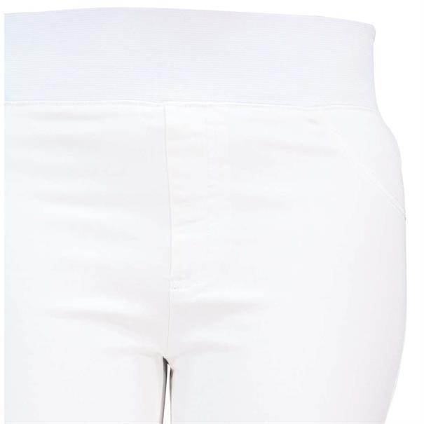 Freequent broeken shantal-pa-raw in het Wit