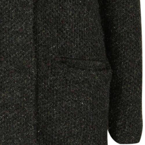 Freequent gebreid vest comfy-multi-19 in het Groen