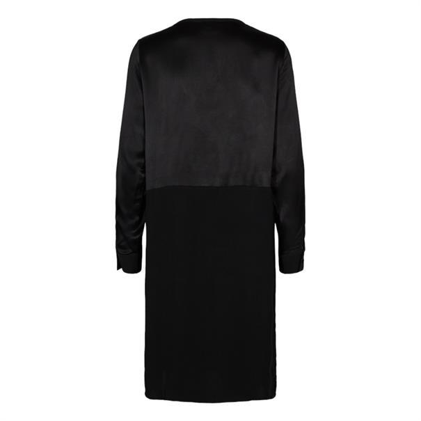Freequent jurk cally-dr in het Zwart