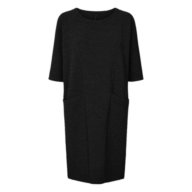 Freequent jurk dany-dr in het Zwart