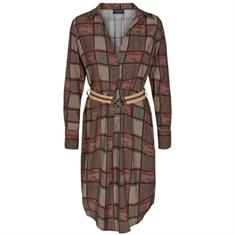 Freequent jurk jasy-dr in het Bruin