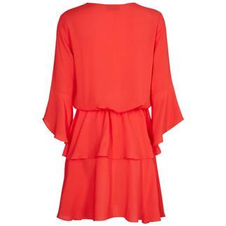 Freequent jurk karissa-dr in het Rood