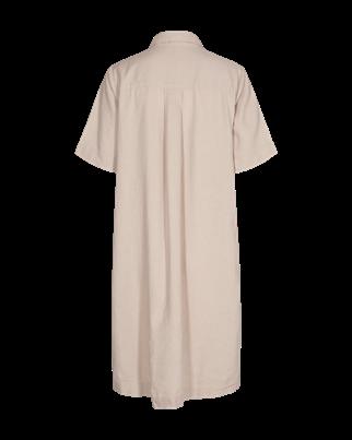 Freequent jurk lava-dr in het Beige