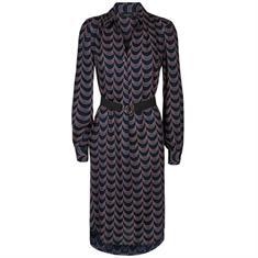 Freequent jurk sus-dr in het Donker Blauw
