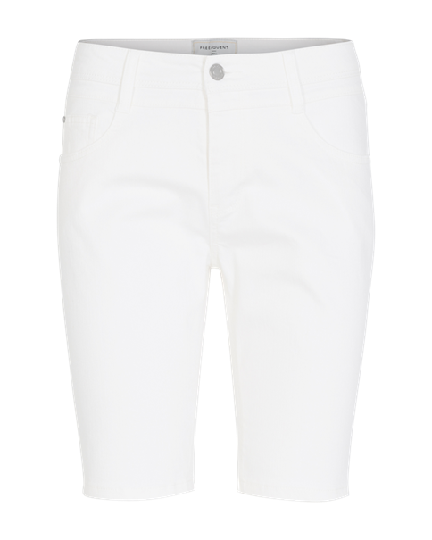 Freequent shorts annie-sho in het Wit