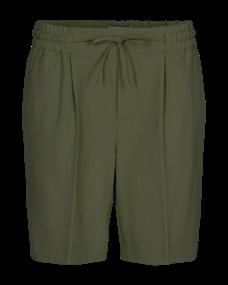 Freequent shorts en bermuda's lizzy-sho in het Olijf groen