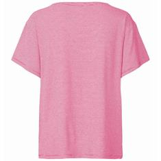 Freequent t-shirt fan-ss in het Fuxia