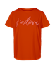 Freequent t-shirts comma-tee in het Rood