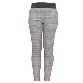 Freequent treggings shantal-pa-check in het Multicolor