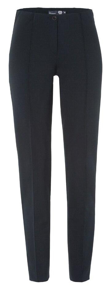 Gardeur broek Skinny ZENE1 61422 in het Marine
