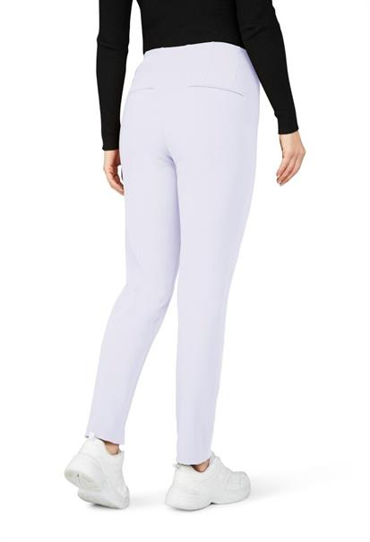 Gardeur broek Slim Fit ZENE1 61422 in het Wit