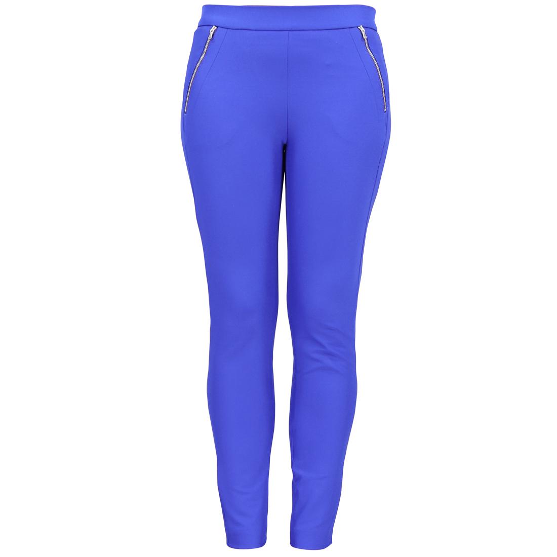 Image of Gardeur broek zene28 600261 in het Blauw