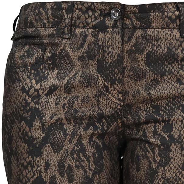 Gardeur broek zuri90 643181 in het Camel