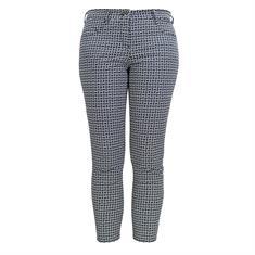 Gardeur broeken ZURI24 643321 in het Zwart