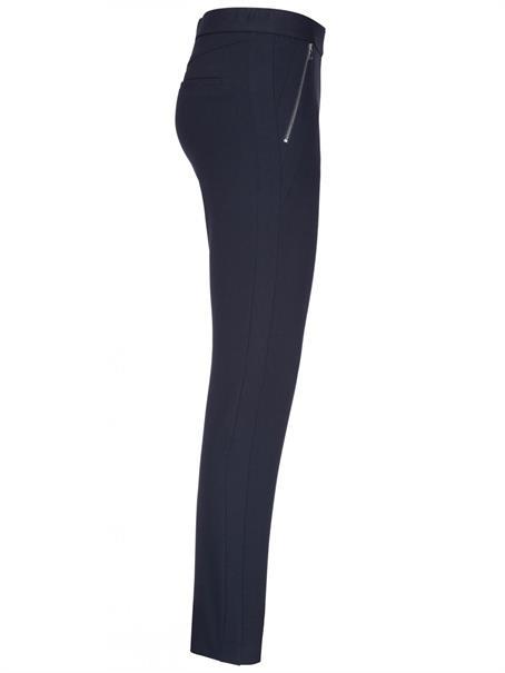 Gardeur pantalons Slim Fit zene28 600261 in het Marine