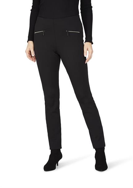 Gardeur pantalons zene10 600351 in het Nacht Blauw