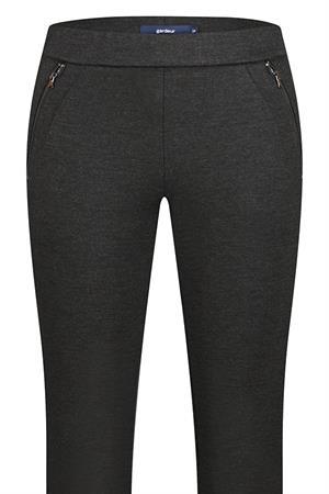 Gardeur pantalons zene28 601281 in het Grijs