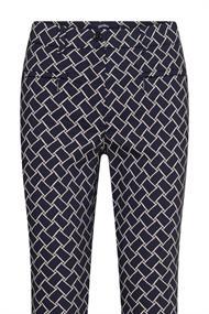 Gardeur pantalons Zene51 644861 in het Marine
