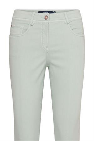Gardeur pantalons zuri115 80701 in het Grijs