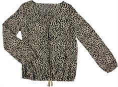 Geisha blouse 03091-21 in het Beige