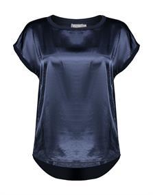 Geisha blouse 03145-23 in het Marine