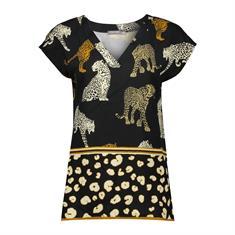 Geisha blouse 03249-20 in het Zwart