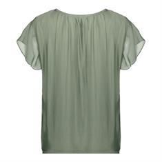 Geisha blouse 03290-70 in het Army