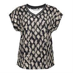 Geisha blouse 03362-40 in het Zwart