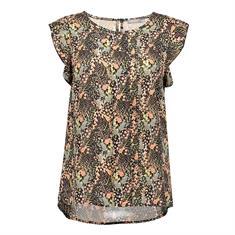 Geisha blouse 03438-20 in het Army