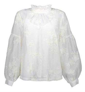 Geisha blouse 13073-26 in het Offwhite