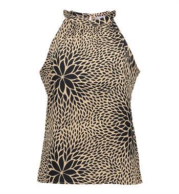 Geisha blouse 13110-85 in het Zwart