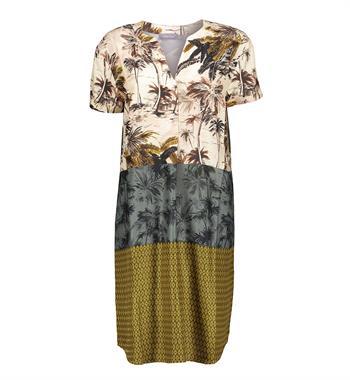 Geisha blouse 13226-20 in het Beige