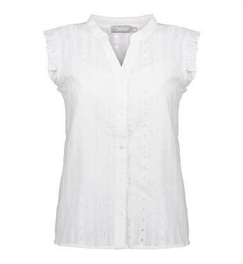 Geisha blouse 13328-26 in het Beige