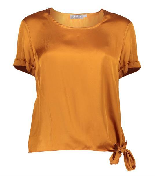 Geisha blouse 13535-70 in het Camel