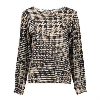 Geisha blouse 13723-20 in het Zwart