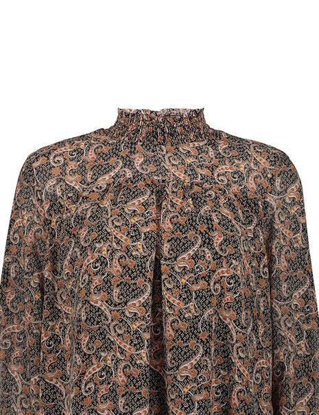 Geisha blouse 13850-26 in het Zwart