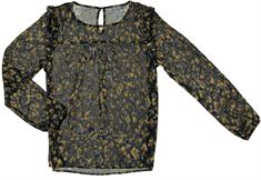 Geisha blouse 83757-20 in het Marine