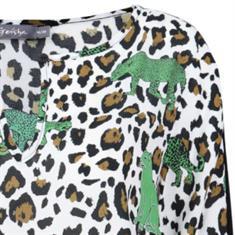 Geisha blouse 93659-20 in het Camel