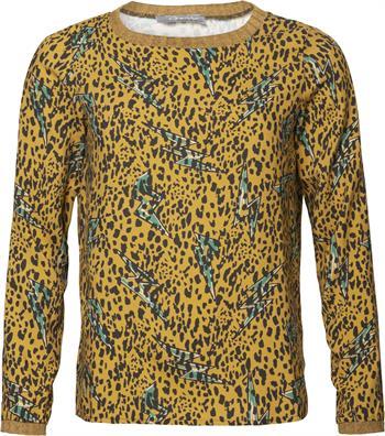 Geisha blouse 93670-20 in het Oker