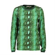 Geisha blouse 93700-20 in het Groen