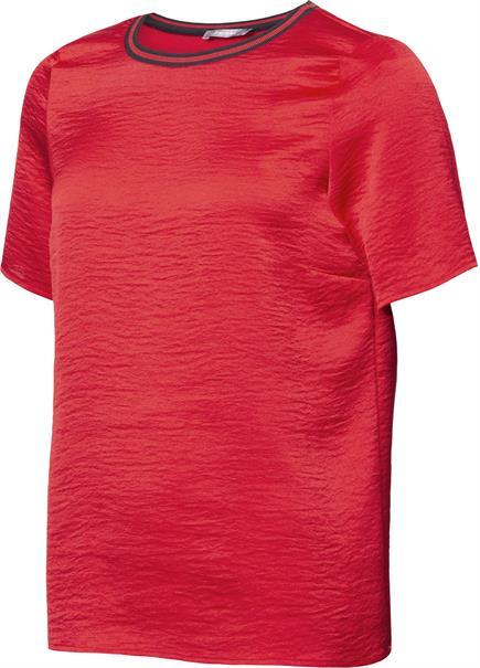 Geisha blouse 97789-20 in het Rood