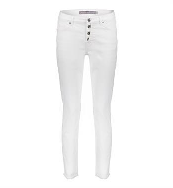 Geisha broek 11325-44 in het Wit