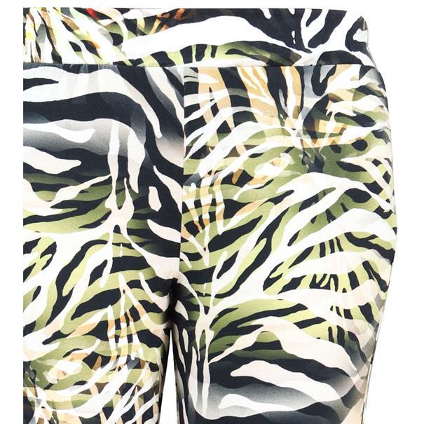 Geisha broeken 91087-60 in het Groen