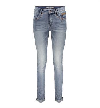 Geisha jeans 11000-10 in het Hemels Blauw