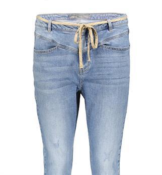 Geisha jeans 11017-10 in het Hemels Blauw
