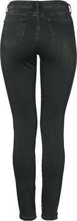 Geisha jeans 91885-44 in het Donker grijs