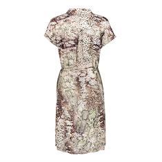 Geisha jurk 07035-60 in het Mint Groen